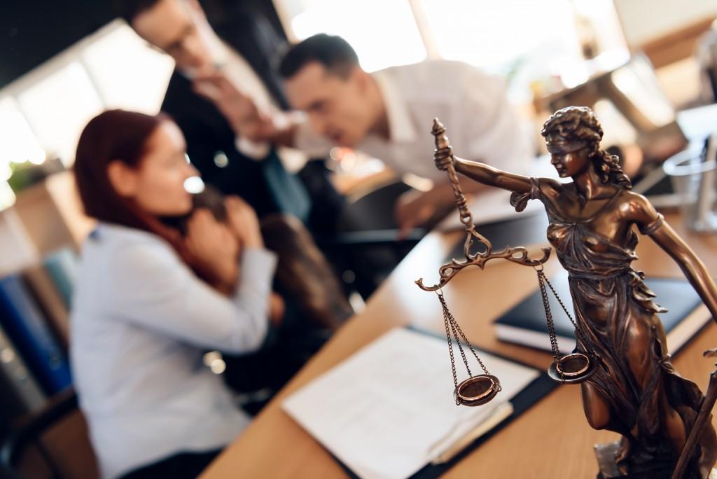 Divorce settlements
