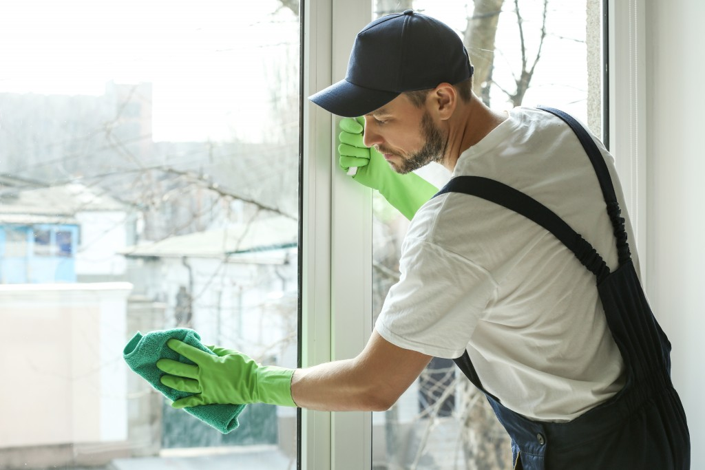 Window-cleaning Business