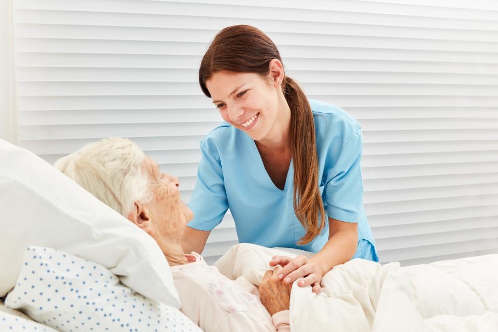 nursing home concept