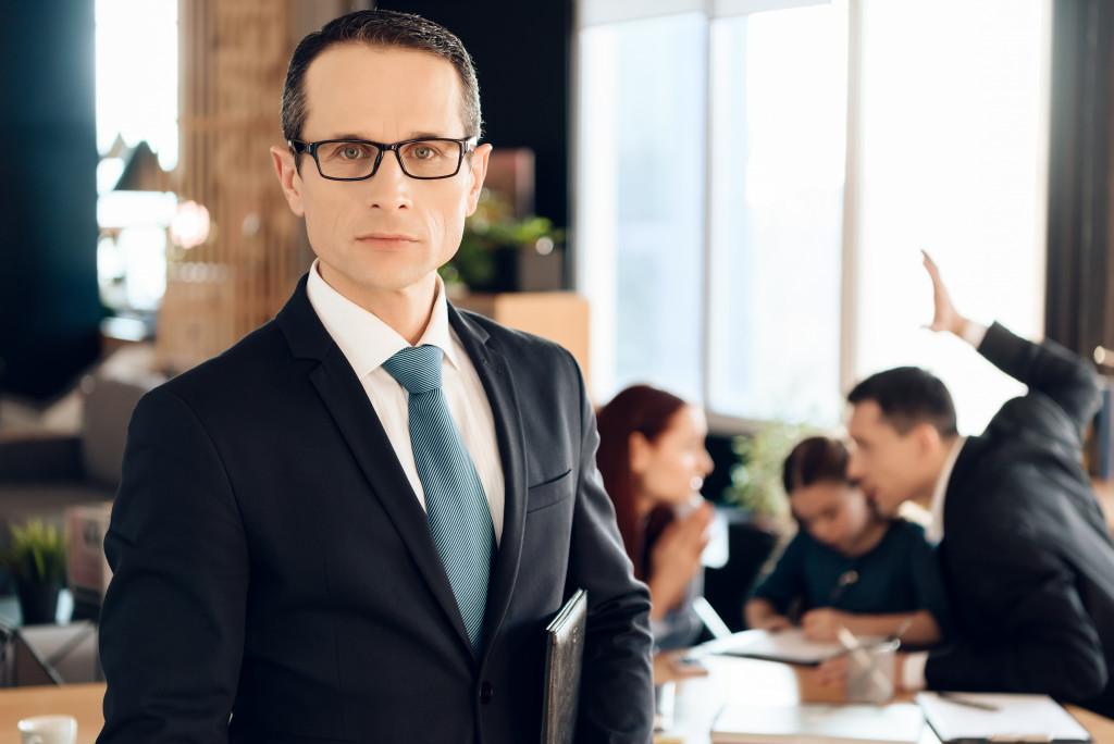 formal lawyer