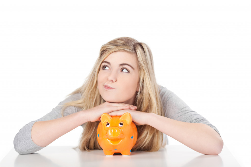 saving for your first investment